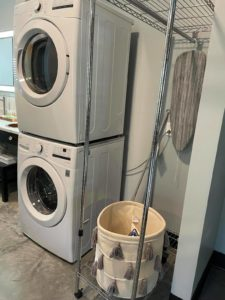 Laundry in the Yacht Room
