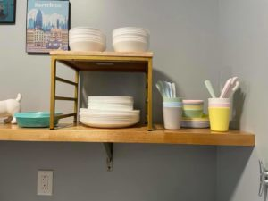 Cups and Plates and Bowls